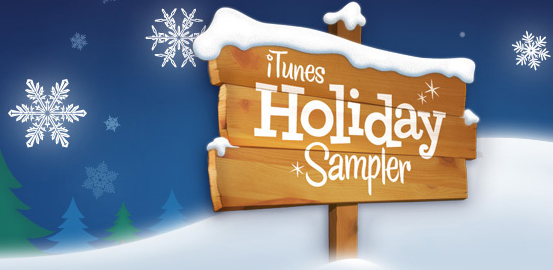 itunes-holiday-sampler