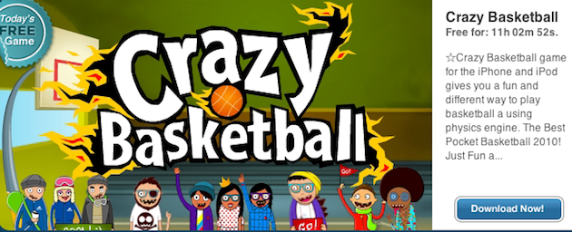 Crazy-Basketball