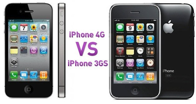 iphone-4vsiphone-3gs