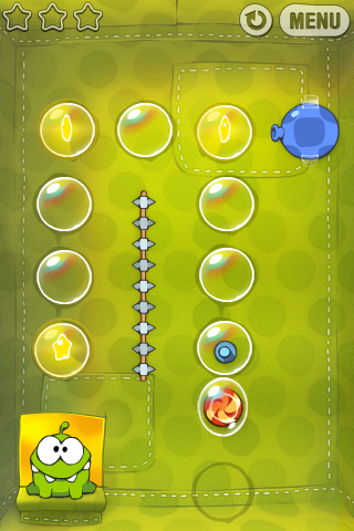 IMG 0363 [App Store] Cut the Rope   накорми зверька