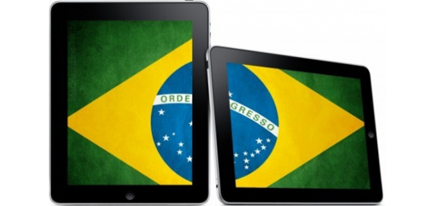 foxconn brazil 0 Made in Brazil на задней крышке iPad 2