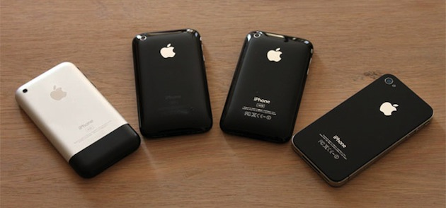 all iphone kinds