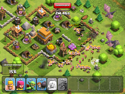 скачать clash of clans на компьютер без bluestacks