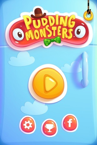 pudding monsters 1 Pudding Monsters — новый хит от создателей Cut The Rope [Обзор]