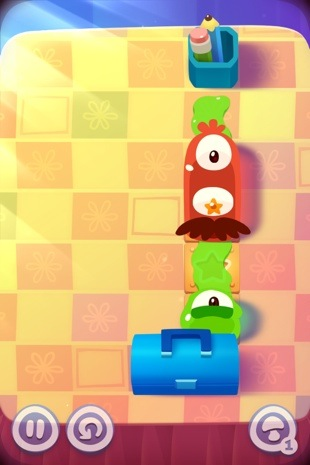 pudding monsters 19 Pudding Monsters — новый хит от создателей Cut The Rope [Обзор]