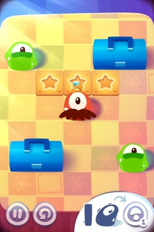 pudding monsters 23 Pudding Monsters — новый хит от создателей Cut The Rope [Обзор]