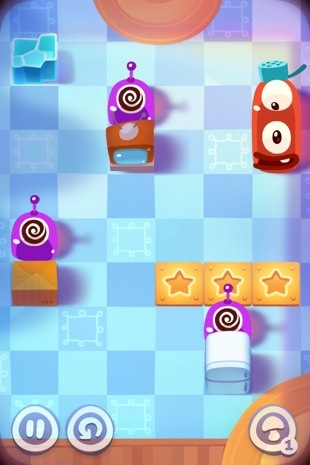 pudding monsters 27 Pudding Monsters — новый хит от создателей Cut The Rope [Обзор]