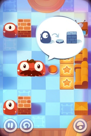 pudding monsters 34 Pudding Monsters — новый хит от создателей Cut The Rope [Обзор]