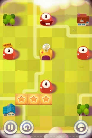 pudding monsters 43 Pudding Monsters — новый хит от создателей Cut The Rope [Обзор]