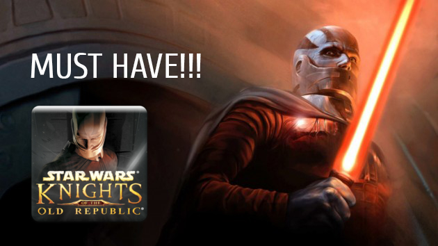 Star wars kotor обзор