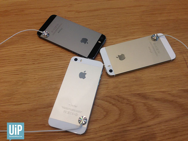 how to start with iphone 5s