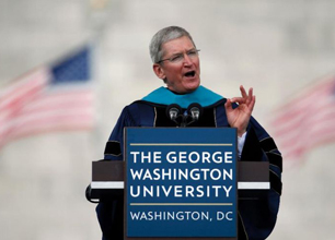 GWU-Commencement-Apple-CEO-tim-cook