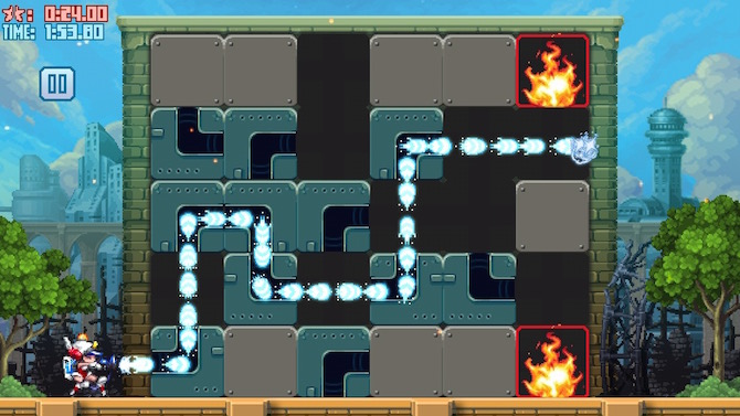Mighty Switch Force! Hose It Down!_8