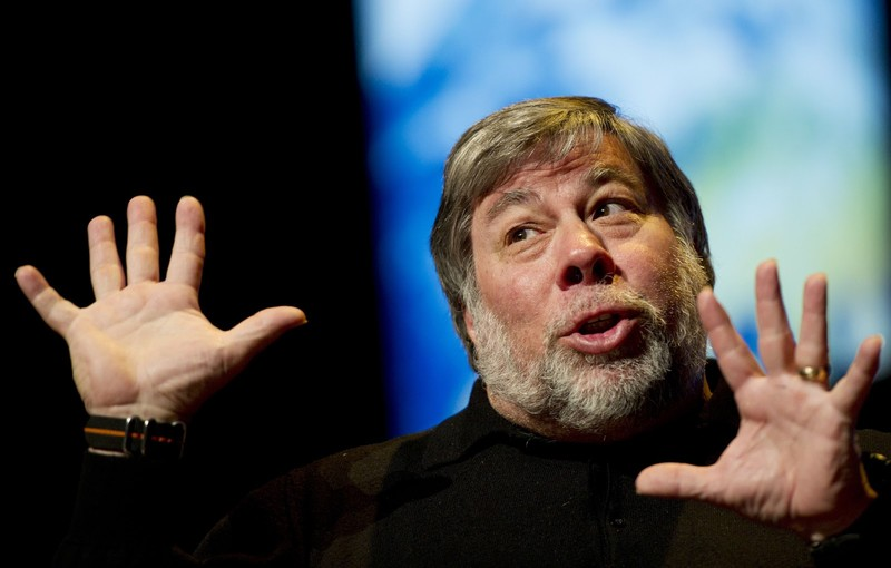 Steve-wozniak-apple-co-founde-in-india