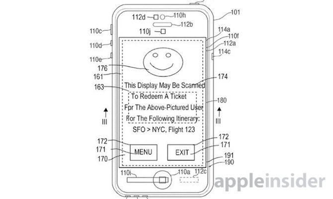 apple_patent_Invisible_Light_Transmission_Via_a_Display_Assembly_1