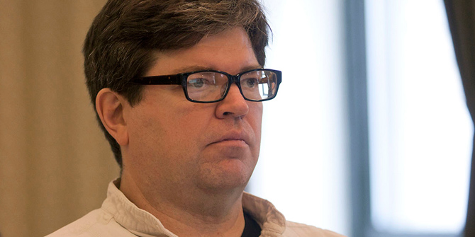 Yann LeCun. CIFAR NCAP pre-NIPS' Workshop. Photo: Josh Valcarcel/WIRED