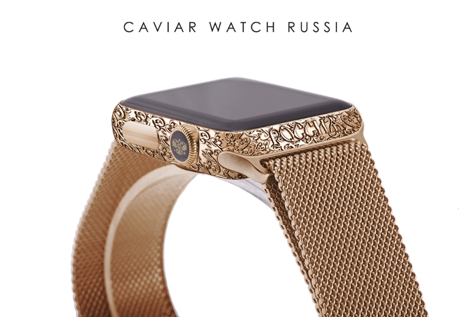 Apple Watch для России