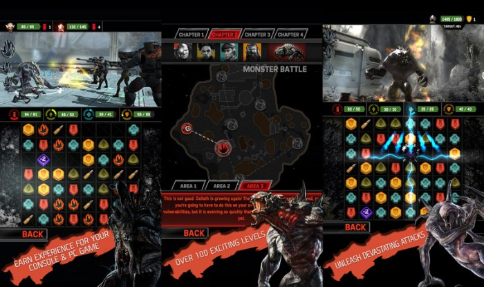 Evolve Mobile Game