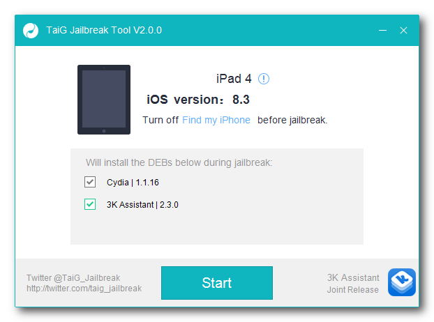 Taig Releases Jailbreak for iOS 8.3