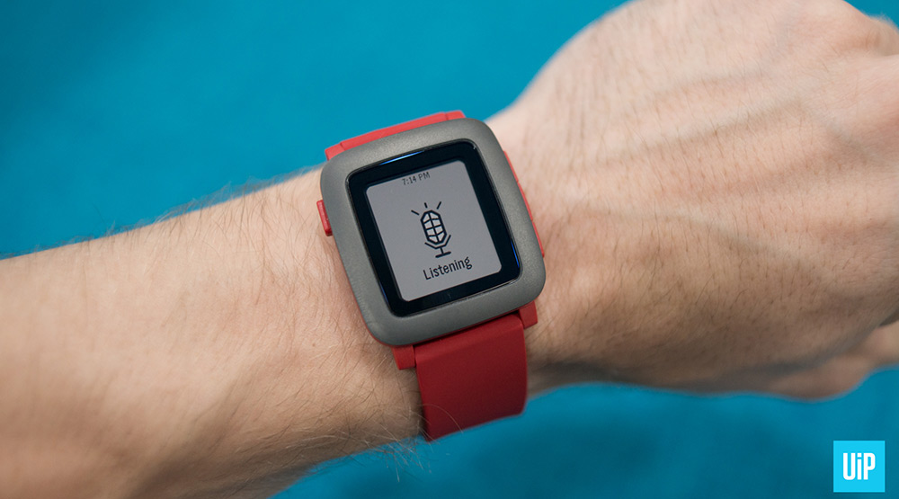 Pebble Time Android