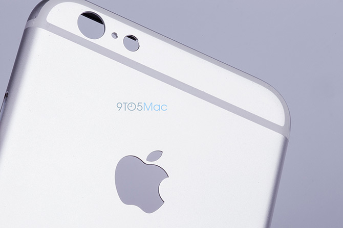 iPhone 6s Leaked Photos
