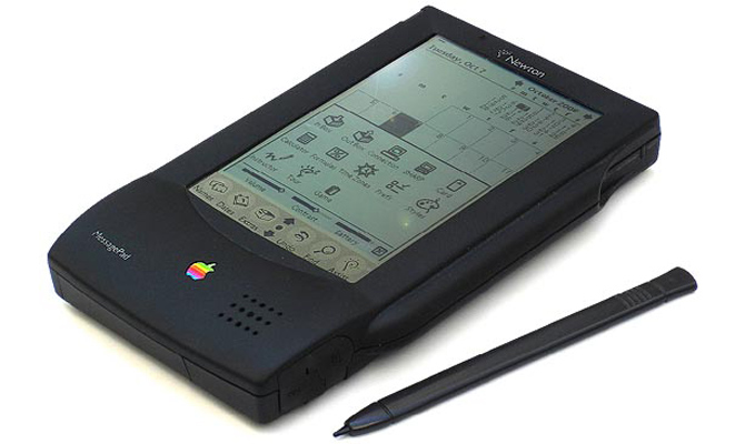 Apple Newton — инновация 90-х