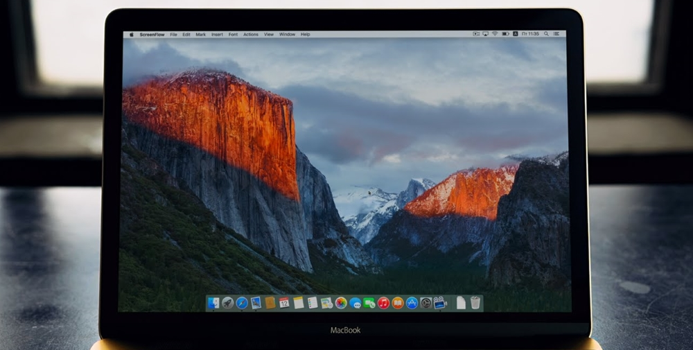 OS X 10.11 El Capitan beta 4
