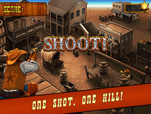 City Slinger Western Shootout