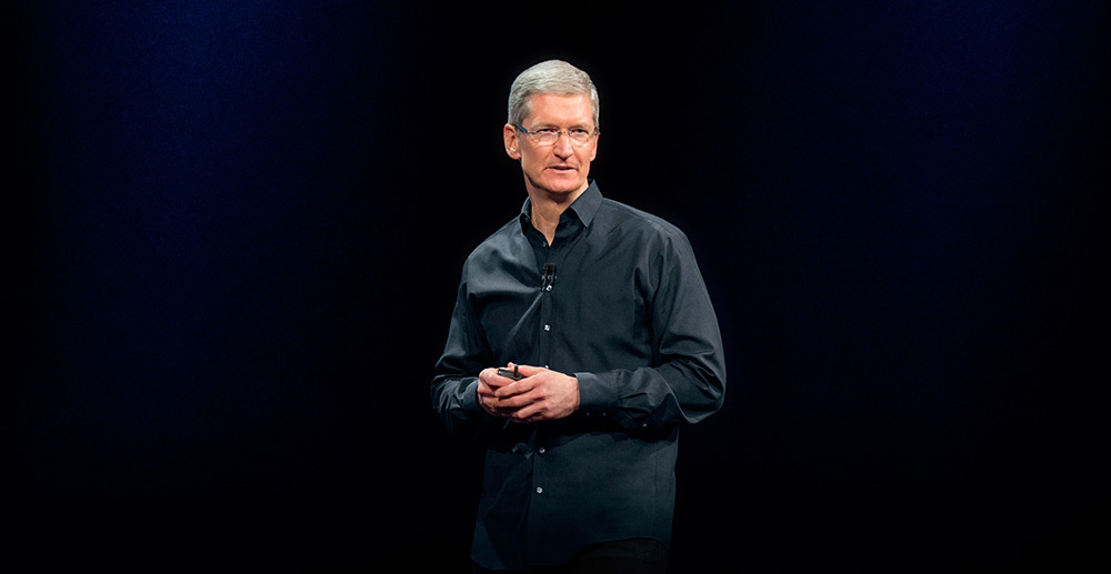 Tim-Cook-Proud-on-Stage