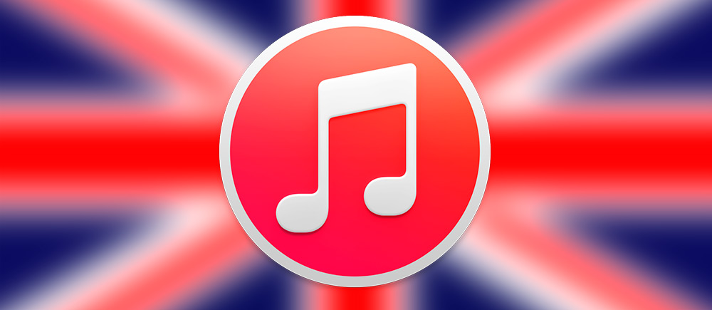 iTunes illegal in Great Britain