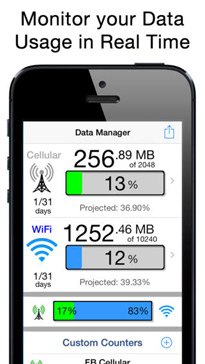 Data Manager Pro - Data Usage & Speed Test