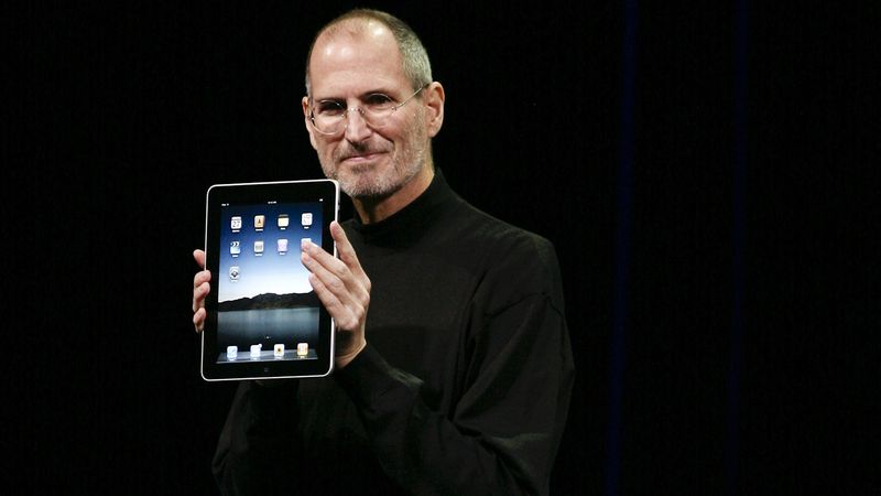 steve jobs post pc era