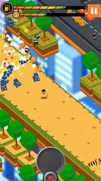 Escape Fast: The Police Chase