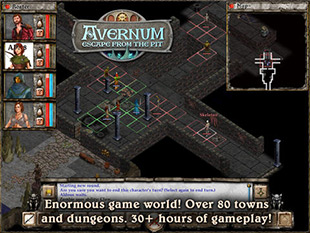 Avernum: Escape From the Pit HD