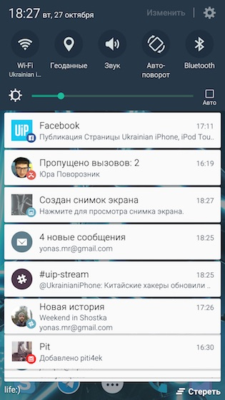 Обзор Samsung Galaxy S6 edge+
