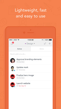 Whiteboard - Tasks, Todo Lists & Project Management
