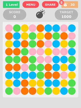 Clear the Dots