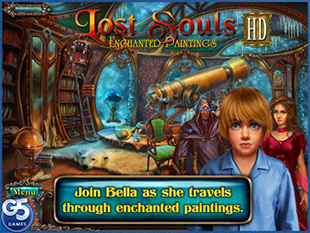 Lost Souls: Enchanted Paintings (Full)
