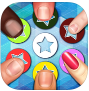 Magic Touch: Finger Twister