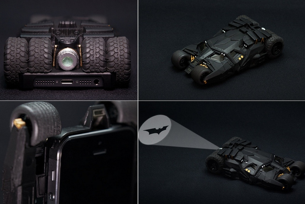 Batmobile-case
