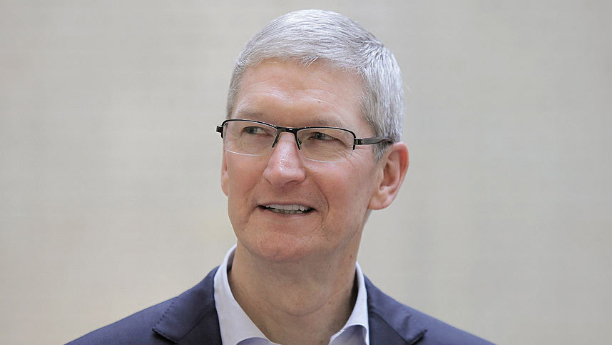 Tim Cook The Telegraph interview