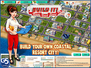 Build It! Miami Beach Resort (Full)