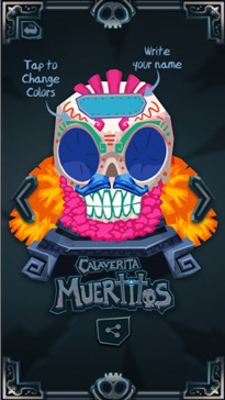 Muertitos (The Little Dead): A Matching Puzzle for your Brain