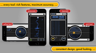 Multi Measures - The all-in-1 measuring toolkit