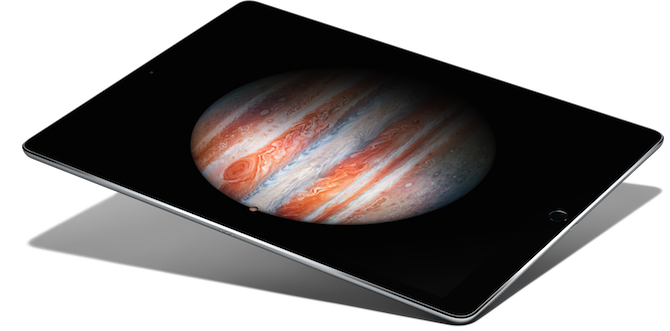 tim cook about iPad Pro 4