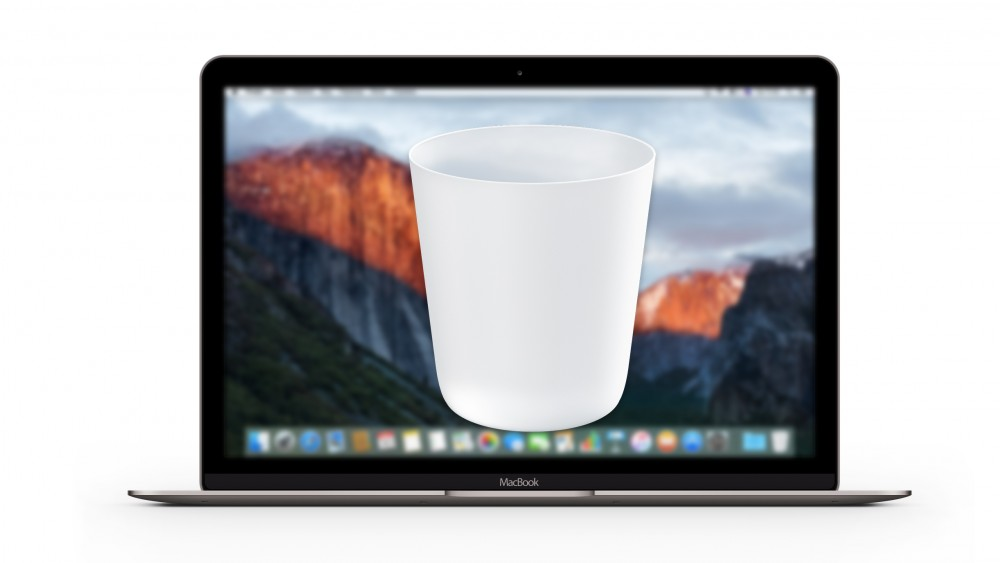 Delete OS X Files without Trash