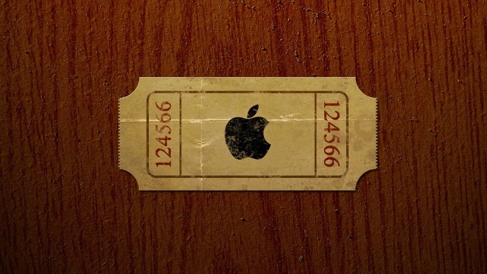 apple-ticket
