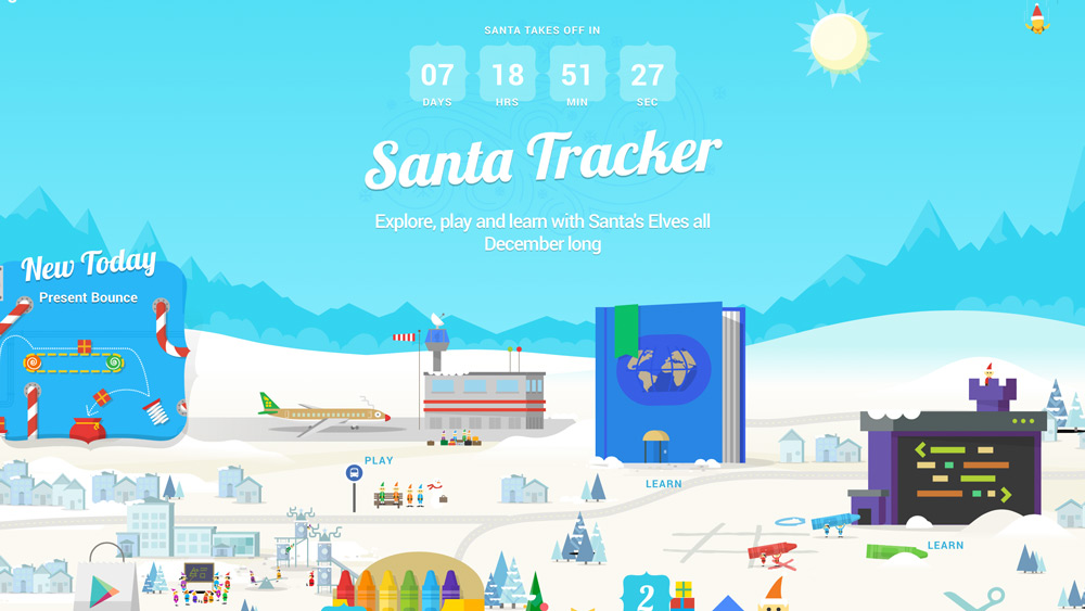 google-santatracker