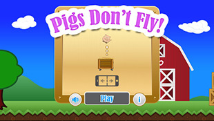 Pigs Dont Fly : Falling Pigs Edition