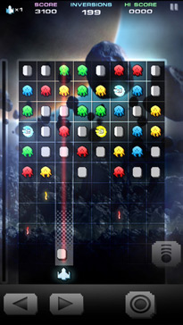Space Puzzle - Invaders Match 3